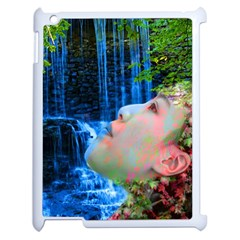 Fountain Of Youth Apple Ipad 2 Case (white) by icarusismartdesigns