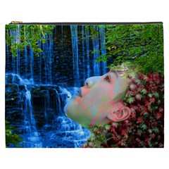 Fountain Of Youth Cosmetic Bag (xxxl) by icarusismartdesigns