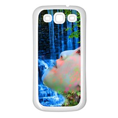 Fountain Of Youth Samsung Galaxy S3 Back Case (white) by icarusismartdesigns