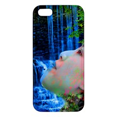 Fountain Of Youth Iphone 5s Premium Hardshell Case by icarusismartdesigns