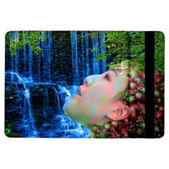 Fountain Of Youth Apple Ipad Air Flip Case by icarusismartdesigns