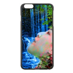 Fountain Of Youth Apple Iphone 6 Plus Black Enamel Case by icarusismartdesigns
