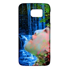 Fountain Of Youth Samsung Galaxy S6 Hardshell Case  by icarusismartdesigns