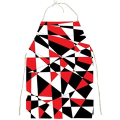 Shattered Life Tricolor Apron by StuffOrSomething
