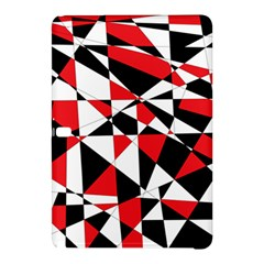 Shattered Life Tricolor Samsung Galaxy Tab Pro 12 2 Hardshell Case by StuffOrSomething