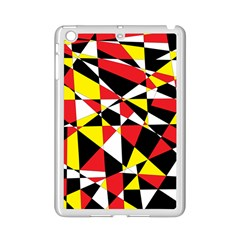 Shattered Life With Rays Of Hope Apple Ipad Mini 2 Case (white) by StuffOrSomething
