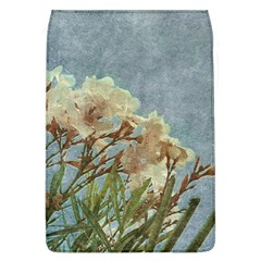Floral Grunge Vintage Photo Removable Flap Cover (l) by dflcprints