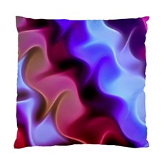 Rippling Satin Cushion Case (two Sided)  by KirstenStar