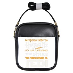 Howarts Letter Girl s Sling Bag by empyrie