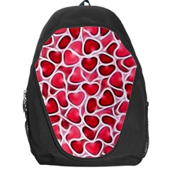 Candy Hearts Backpack Bag by KirstenStar