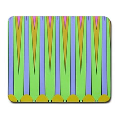 Spikes Large Mousepad by LalyLauraFLM