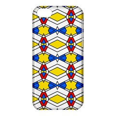 Colorful Rhombus Chains Apple Iphone 5c Hardshell Case by LalyLauraFLM