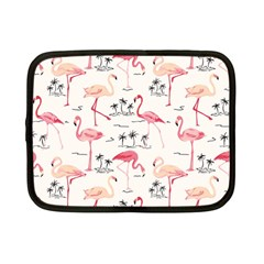 Flamingo Pattern Netbook Case (Small)