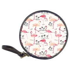 Flamingo Pattern Classic 20-CD Wallets
