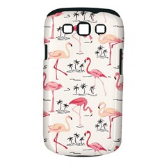 Flamingo Pattern Samsung Galaxy S III Classic Hardshell Case (PC+Silicone)