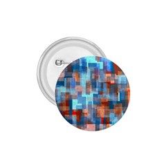 Blue Orange Watercolors 1 75  Button by LalyLauraFLM