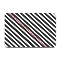Selina Zebra Small Doormat  by Contest580383