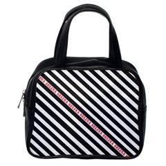 Selina Zebra Classic Handbags (one Side) by Contest580383