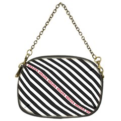Selina Zebra Chain Purses (one Side)  by Contest580383