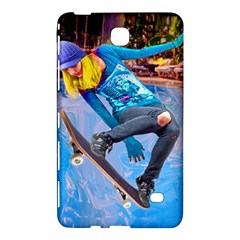 Skateboarding On Water Samsung Galaxy Tab 4 (7 ) Hardshell Case  by icarusismartdesigns