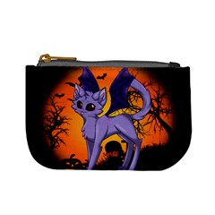 Seruki Vampire Kitty Cat Mini Coin Purses