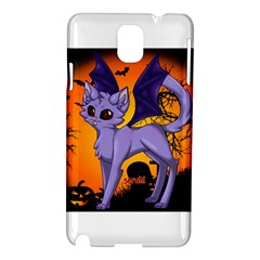 Seruki Vampire Kitty Cat Samsung Galaxy Note 3 N9005 Hardshell Case by Seruki