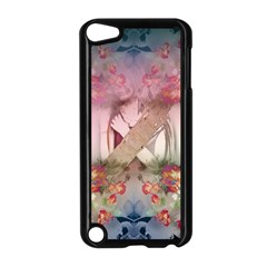 Nature And Human Forces Cowcow Apple Ipod Touch 5 Case (black) by infloence