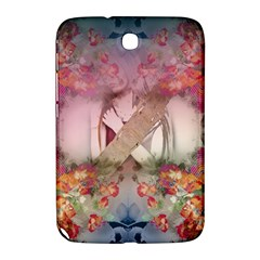 Nature And Human Forces Cowcow Samsung Galaxy Note 8 0 N5100 Hardshell Case  by infloence