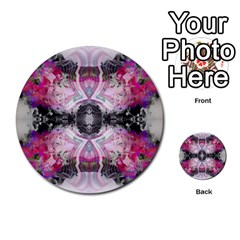 Natureforces Abstract Multi Purpose Cards (round)