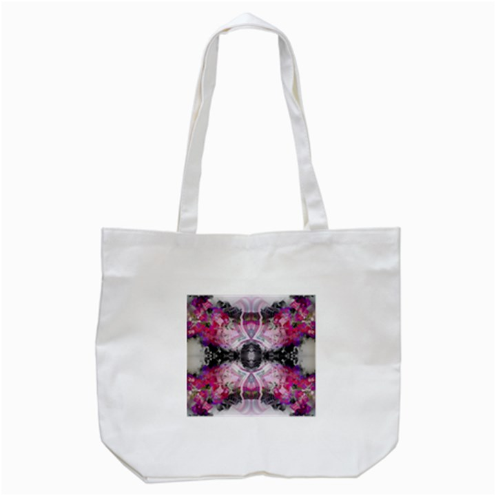 Natureforces Abstract Tote Bag (White)