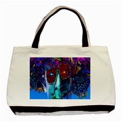 Voyage Of Discovery Basic Tote Bag (two Sides)  by icarusismartdesigns