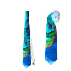 Voyage Of Discovery Neckties (one Side)