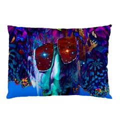Voyage Of Discovery Pillow Cases by icarusismartdesigns
