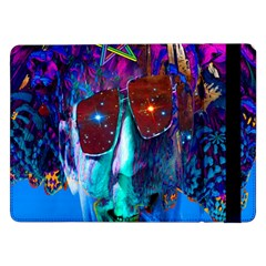 Voyage Of Discovery Samsung Galaxy Tab Pro 12 2  Flip Case by icarusismartdesigns
