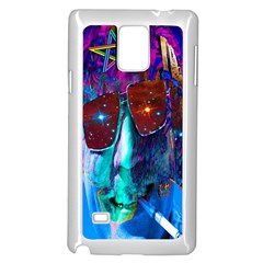 Voyage Of Discovery Samsung Galaxy Note 4 Case (white) by icarusismartdesigns