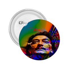 Dream Of Salvador Dali 2 25  Buttons by icarusismartdesigns