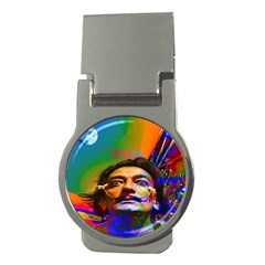 Dream Of Salvador Dali Money Clips (round)  by icarusismartdesigns