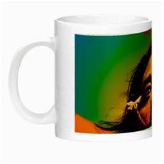 Dream Of Salvador Dali Night Luminous Mugs by icarusismartdesigns