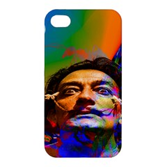 Dream Of Salvador Dali Apple Iphone 4/4s Premium Hardshell Case by icarusismartdesigns