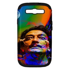 Dream Of Salvador Dali Samsung Galaxy S Iii Hardshell Case (pc+silicone) by icarusismartdesigns