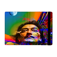 Dream Of Salvador Dali Apple Ipad Mini Flip Case by icarusismartdesigns