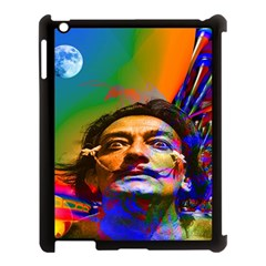 Dream Of Salvador Dali Apple Ipad 3/4 Case (black) by icarusismartdesigns