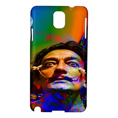 Dream Of Salvador Dali Samsung Galaxy Note 3 N9005 Hardshell Case by icarusismartdesigns
