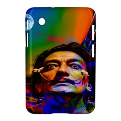Dream Of Salvador Dali Samsung Galaxy Tab 2 (7 ) P3100 Hardshell Case  by icarusismartdesigns