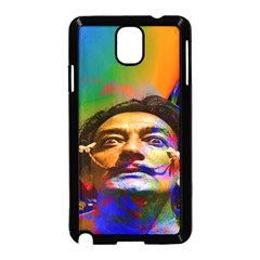 Dream Of Salvador Dali Samsung Galaxy Note 3 Neo Hardshell Case (black) by icarusismartdesigns