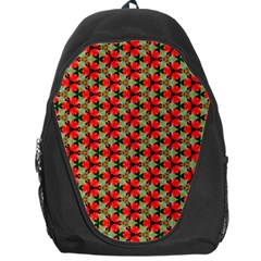 Lovely Trendy Pattern Background Pattern Backpack Bag by creativemom