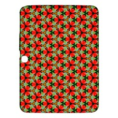 Lovely Trendy Pattern Background Pattern Samsung Galaxy Tab 3 (10 1 ) P5200 Hardshell Case  by creativemom