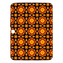 Cute Pretty Elegant Pattern Samsung Galaxy Tab 3 (10 1 ) P5200 Hardshell Case  by creativemom