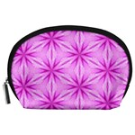 Cute Pretty Elegant Pattern Accessory Pouches (Large)  Front
