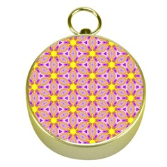 Cute Pretty Elegant Pattern Gold Compasses by creativemom